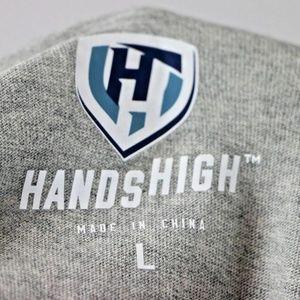 Hands High Shirts - Philadelphia Flyers Hands High Men's Cut T-Shirt